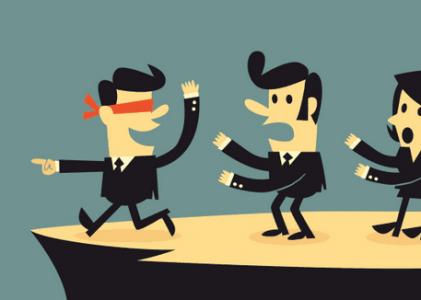 Ошибки начинающих бизнесменов